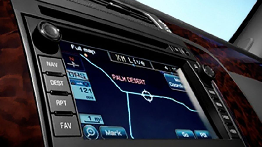.Factory Touch Screen Navigation Interface for Toyota.