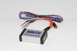 Plug and play backup camera interface NAVTV TOYCAM