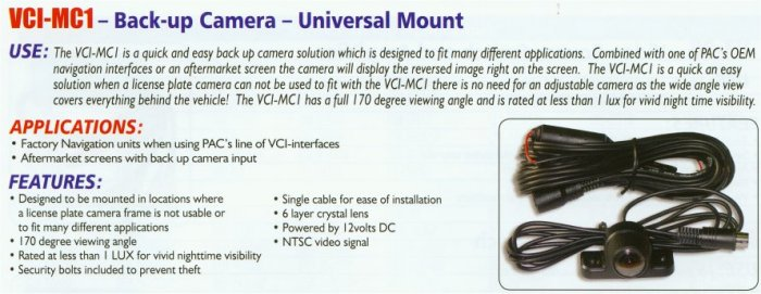.Miniature Video Camera.