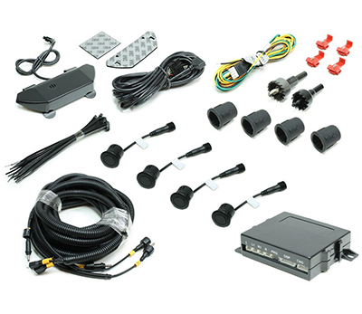 Car Alarms and Security Installation Parts on