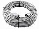 9 FOOT COAX WITH PL259