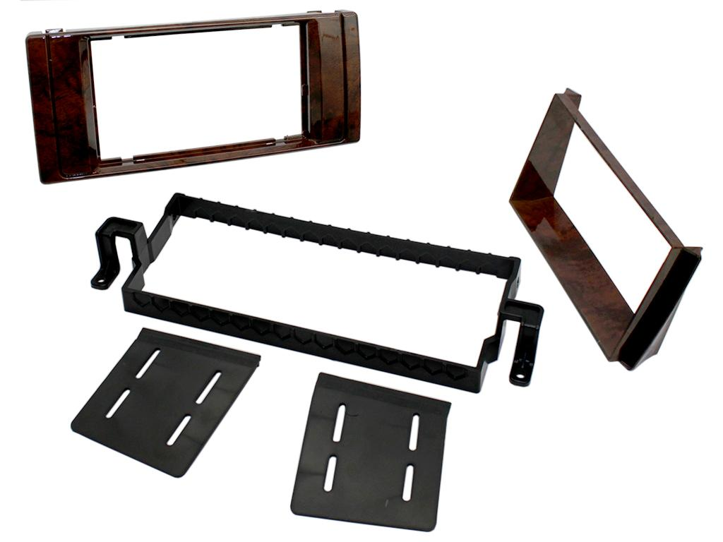 Install Car Stereo Mounting Kits For Your By Metra Toyota Prius 2004 Onwards Radio Wire Harness Wiring Iso Lead Click More Info About Ct23bm09 Double Din Cd Fascia Panel Wood Finish