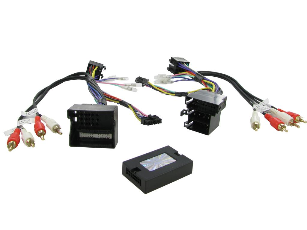 Car Stereo Wire Harnesses Radio Wires For All Audio Wiring 98 Bmw 740i Amp Diagram Click More Info About Audi Can Bus Steering Control Interface 8e