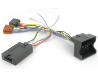 Main on connecting wiring harness car stereo