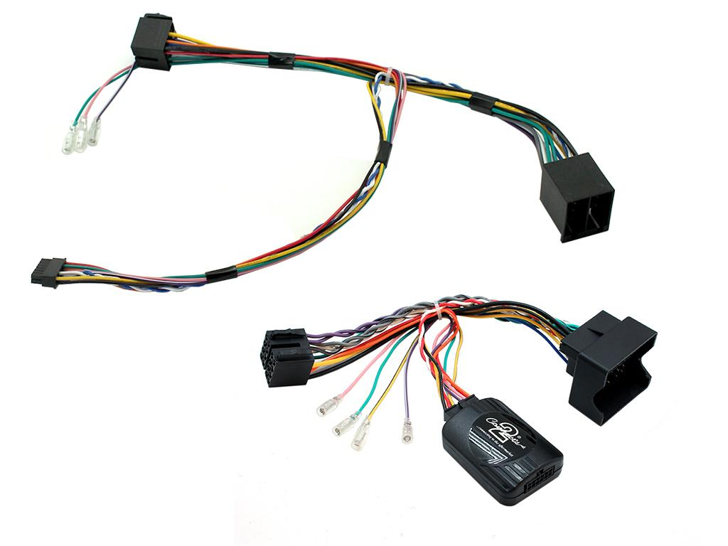 Car Stereo Wire Harnesses - Radio Wires for all Car Audio ...