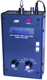 MFJ 249B SWR ANALYZER, 1.8-170 MHZ