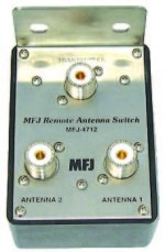 MFJ 4712  REMOTE ANTENNA SWITCH, 2 POSITIONS
