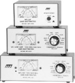 MFJ 862 CROSS-NDL MTR. 144-220/440 MHZ