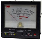MFJ 869 GIANT DIGITAL SWR/WATTMETER, AUTOMATIC