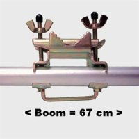 70cm stacking boom for the A430S10 and A430S15
